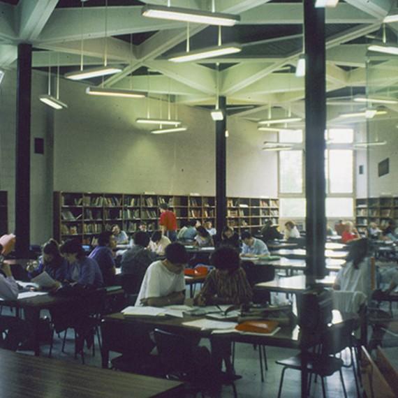 BU Lettres et Sciences Humaines