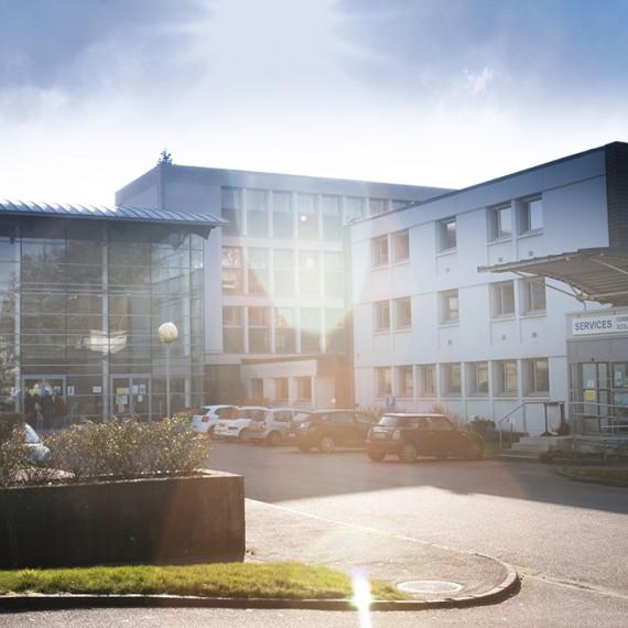 ESPE (École Supérieure du Professorat et de l'Éducation), Université de Rouen