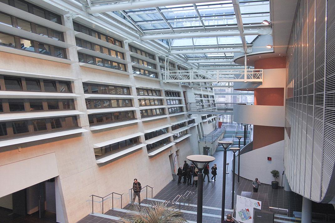 Pasteur, Université de Rouen