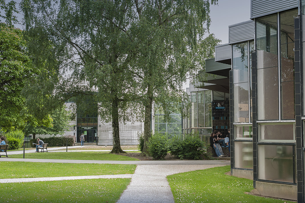 UFR Lettres et Sciences Humaines, Université de Rouen