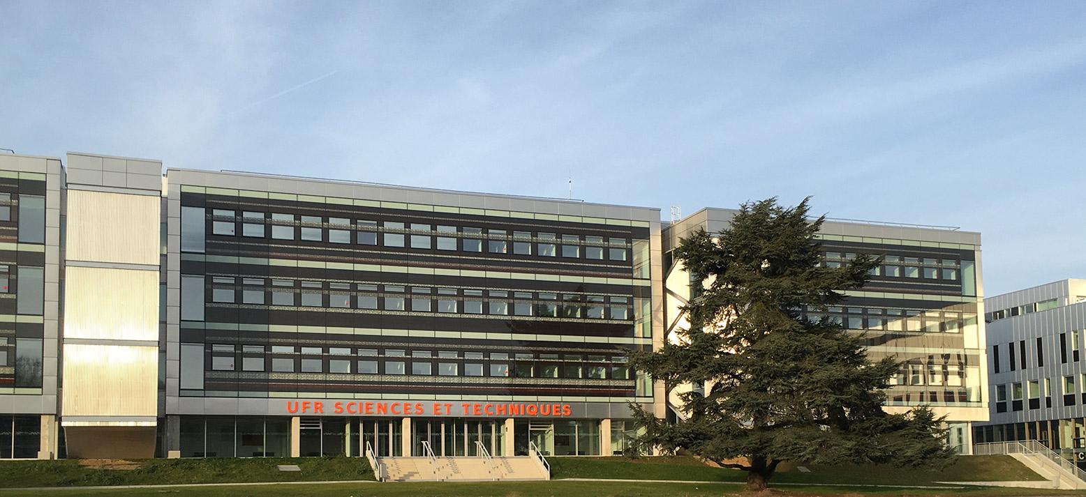 UFR Sciences et Techniques Blondel Nord 50 ans Université de Rouen