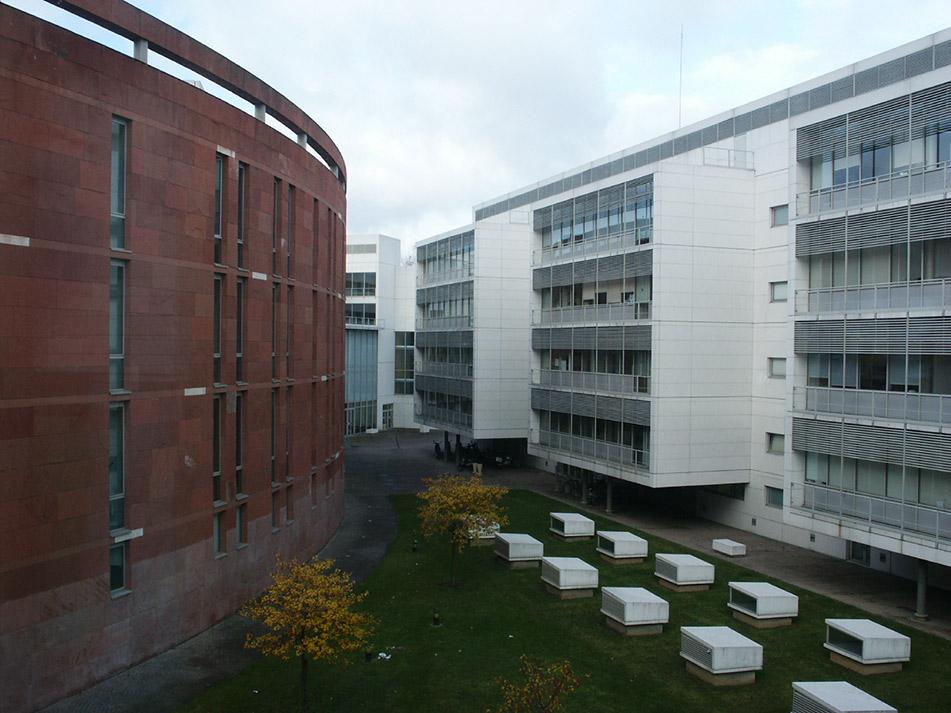 Campus Martainville, Université de Rouen