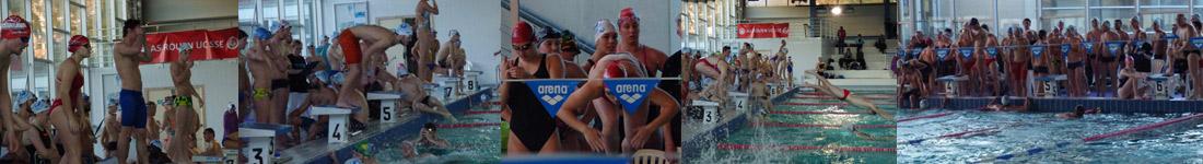 Challenge natation Université de Rouen Normandie
